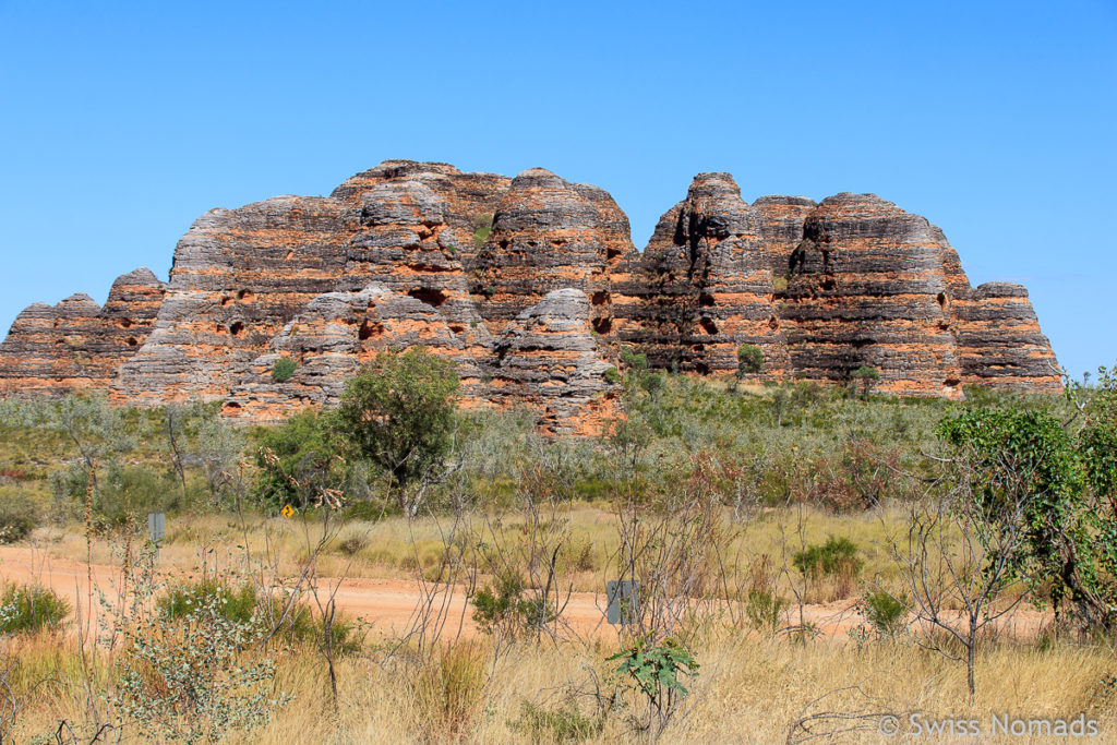 Der Purnululu Nationalpark in Australien