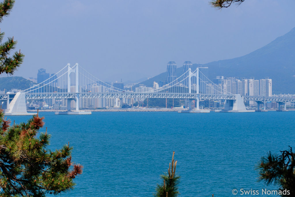 Sehenswürdigkeiten in Busan Gwangan Bridge