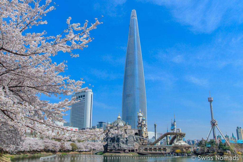 Seoul bietet viele Sehenswürdigkeiten in Südkorea