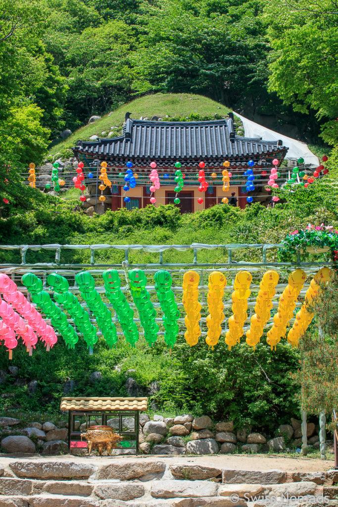 Der Seokguram Grottentempel in Gyeongju
