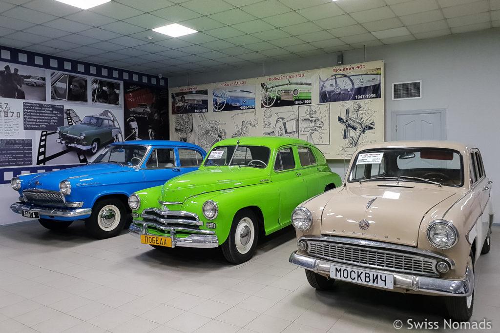 Auto Museum Wladiwostok