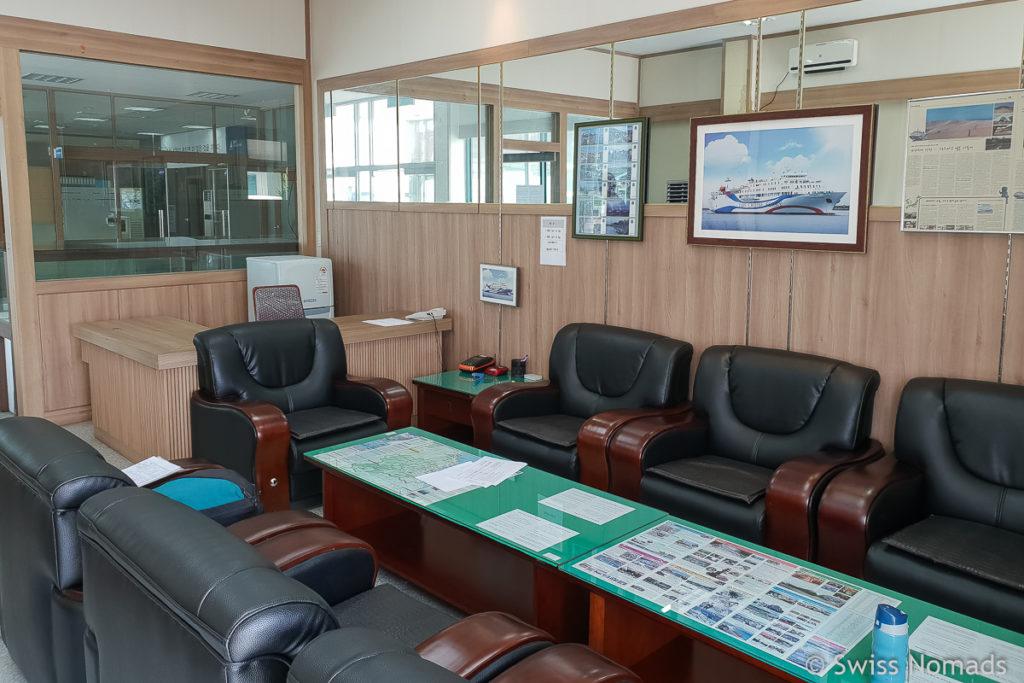 DBS Fähre Donghae Südkorea