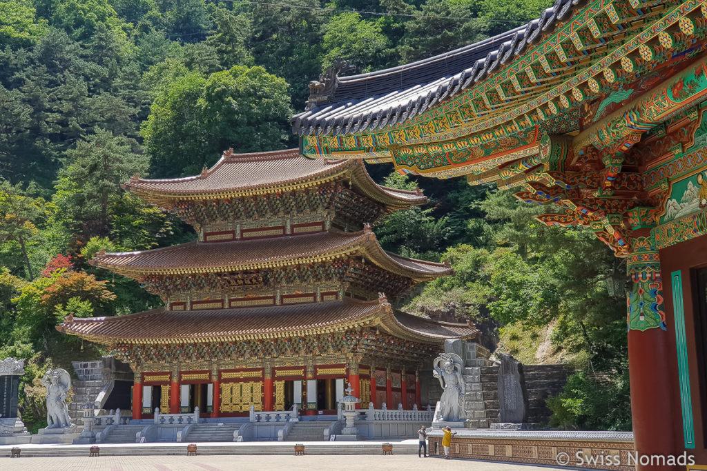 Guinsa Tempel in Südkorea
