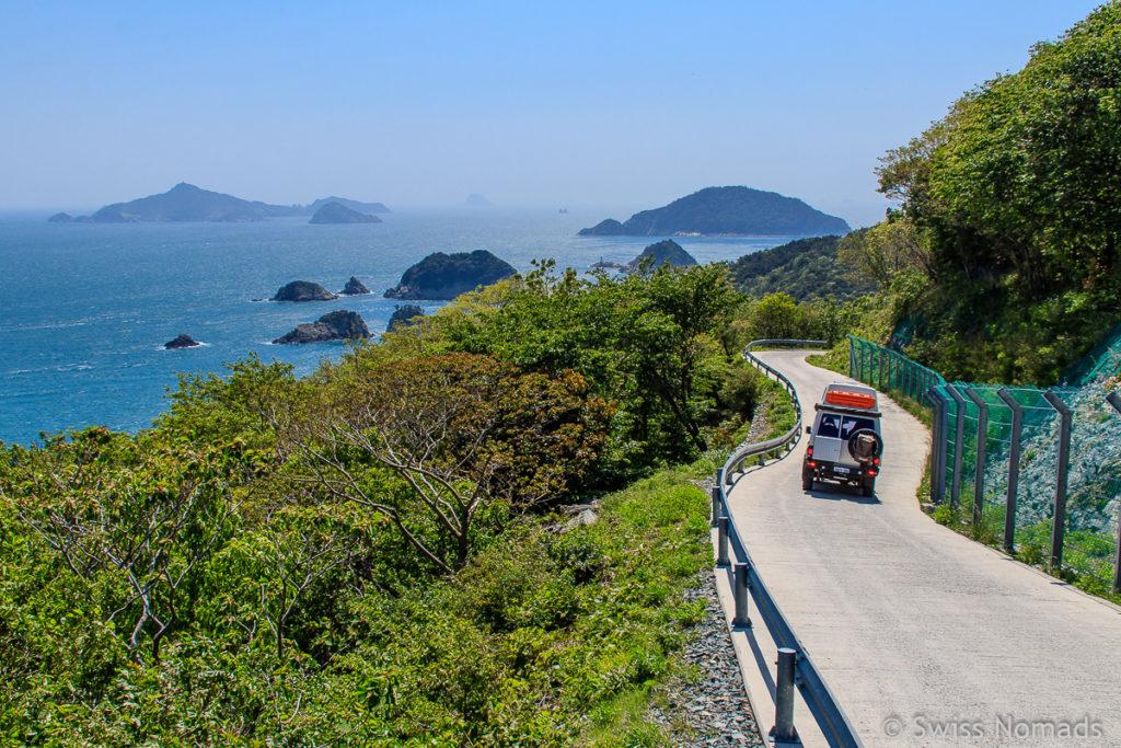 Südkorea Roadtrip Geoje Island