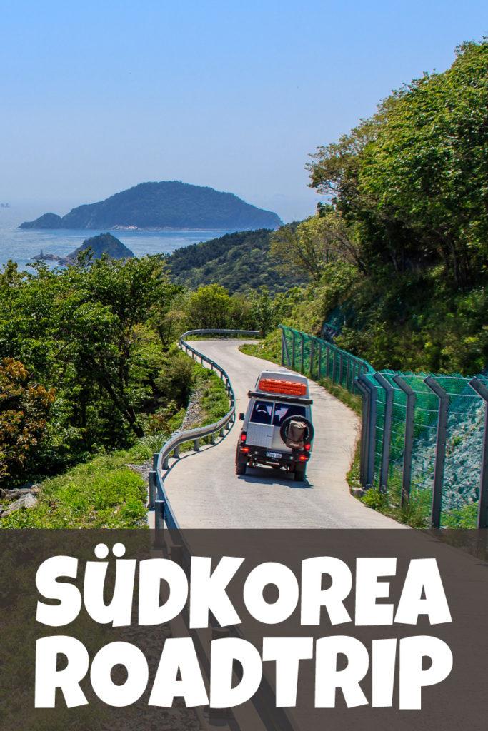 Südkorea Roadtrip