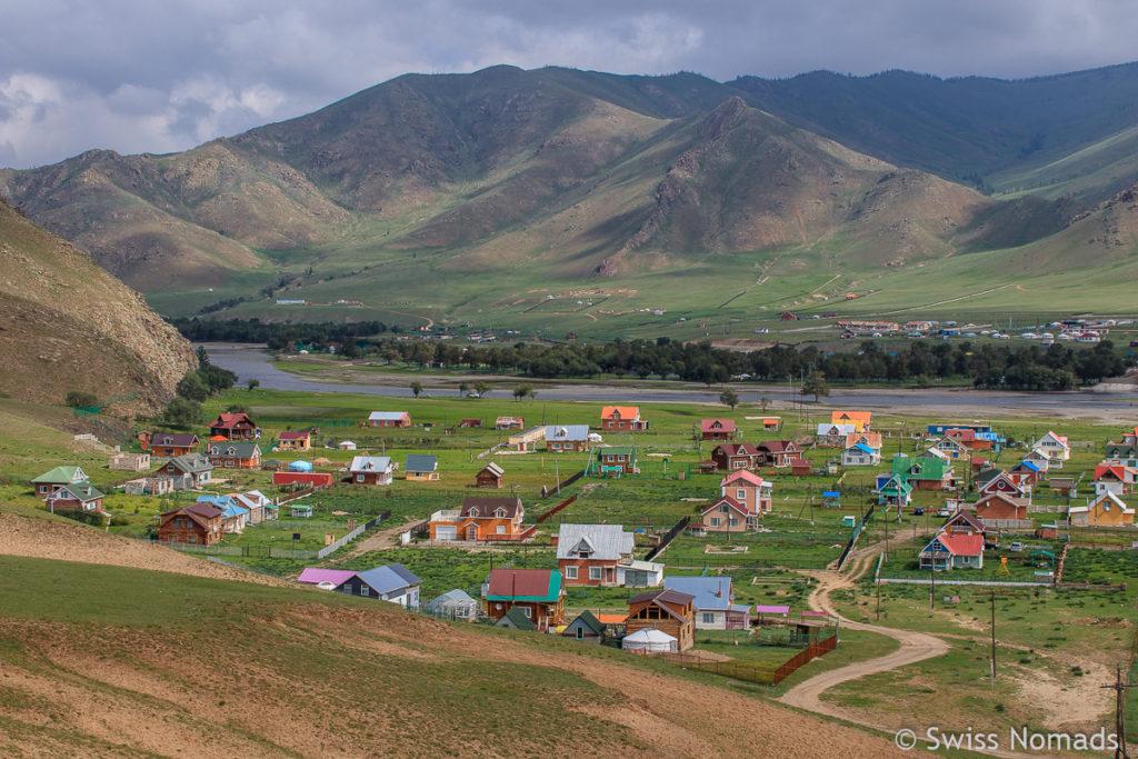 Unsere ersten Eindrücke aus der Mongolei