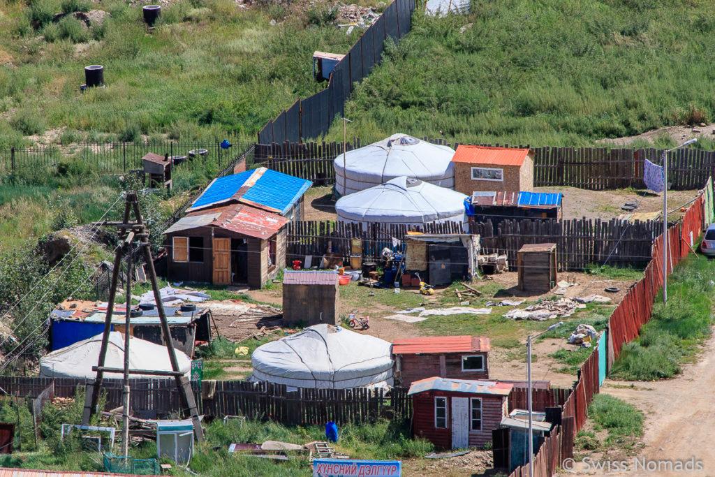 Unsere ersten Eindrücke aus der Mongolei in Ulaanbaatar