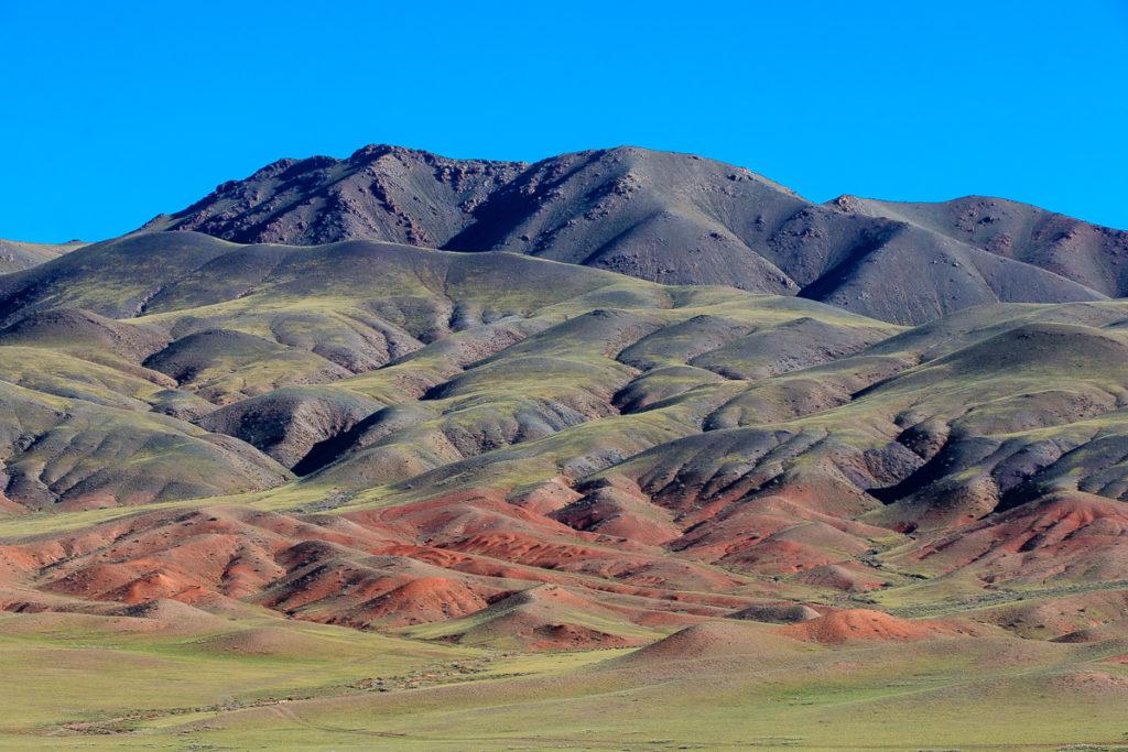 Das Altai Gebirge bietet einige der schönsten Orte der Mongolei