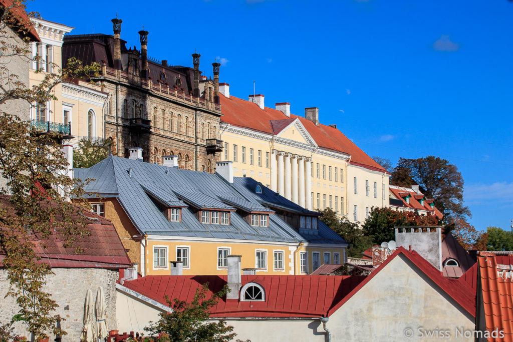 Altstadt von Tallinn in Estland