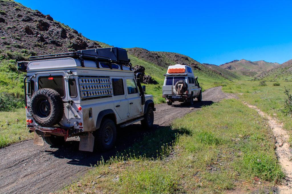 Gemeinsam zu den schönsten Orten der Mongolei