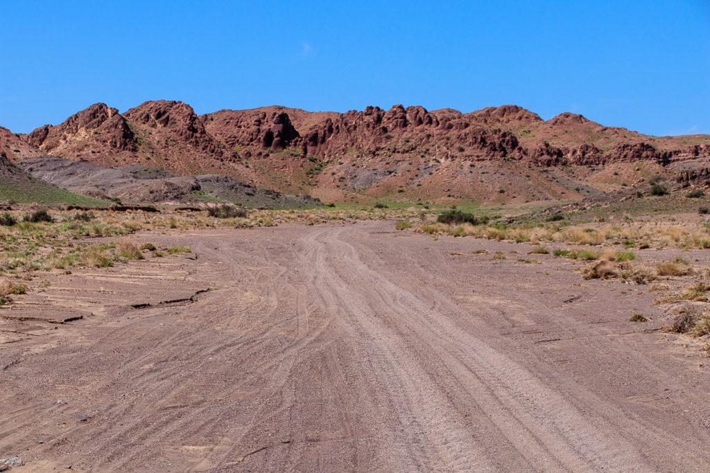 Weg durch die Gobi Wüste zu den schönsten Orten der Mongolei