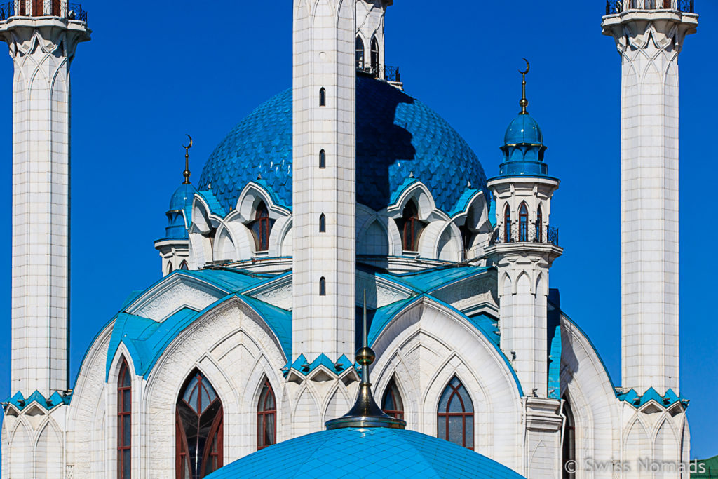 Kul Scharif Moschee in Kasan
