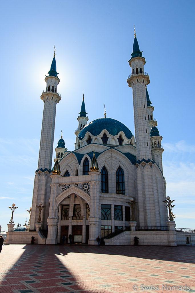 Kul Scharif Moschee im Kasaner Kreml