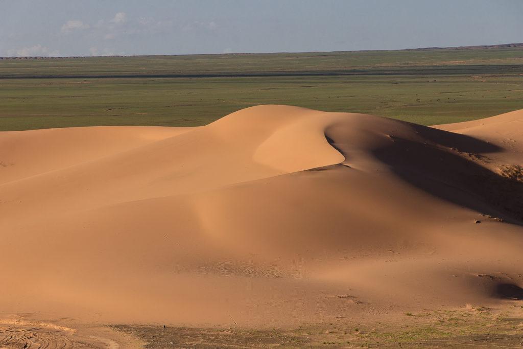 Die Sanddüne Khongoriin Els gehören zu den schönsten Orten der Mongolei