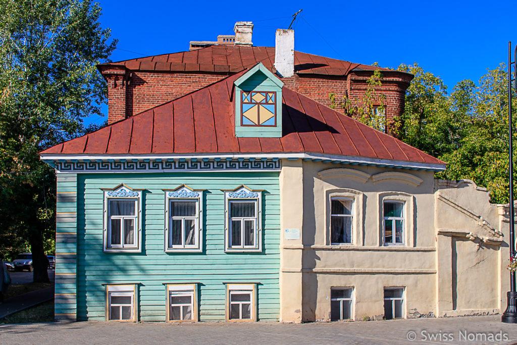 Tatarenviertel in Kasan Sehenswürdigkeiten