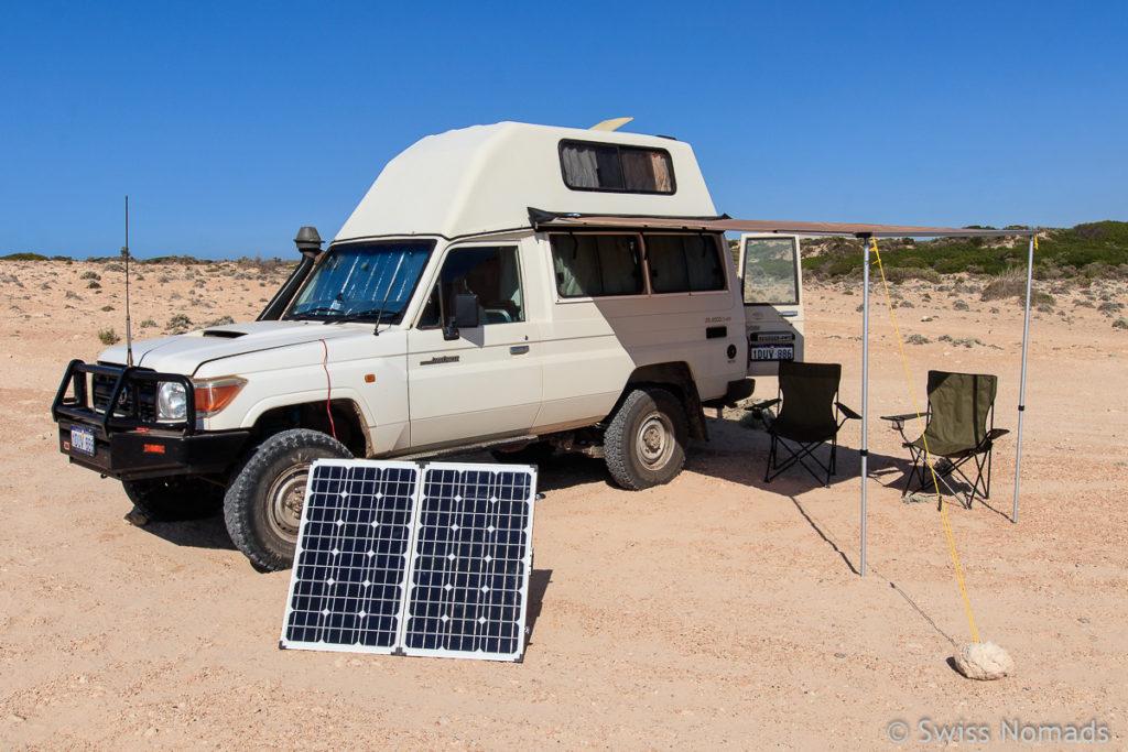 Australien Reise Tipps für Camping