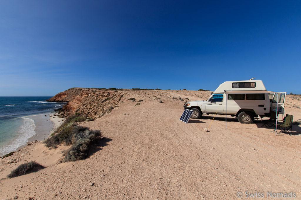 Australien Reisetipps für Free Camping an den schönsten Orten Australiens