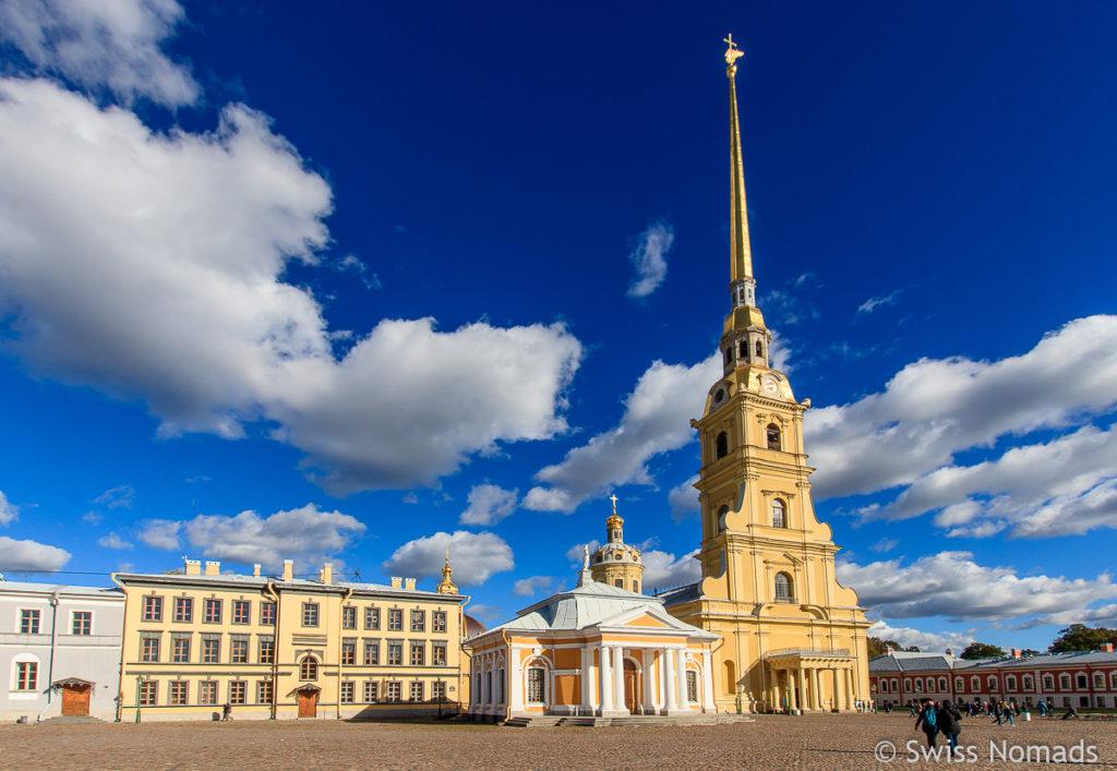 Historisches Zentrum in Sankt Petersburg
