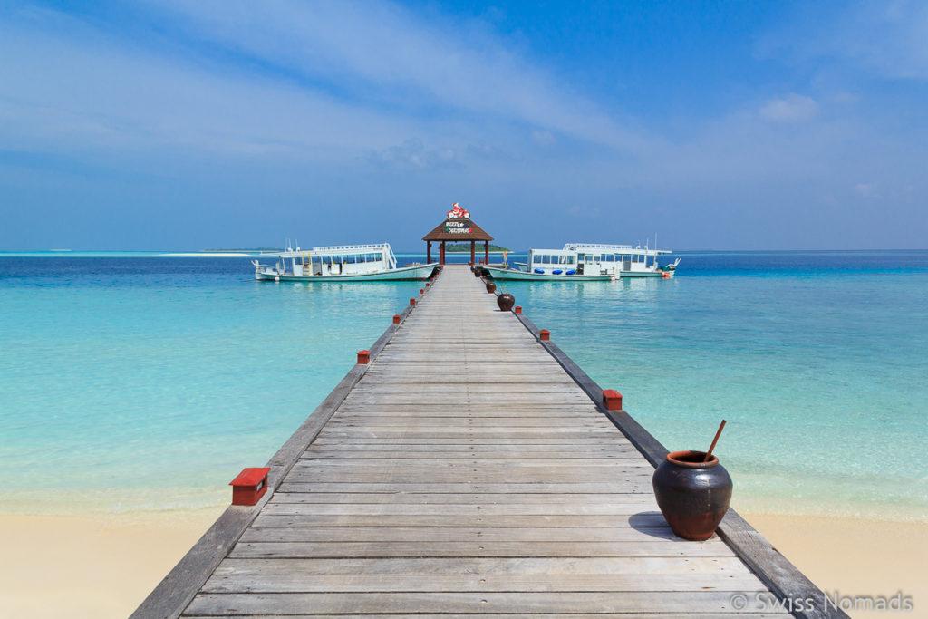 Malediven Reisetipps Informationen