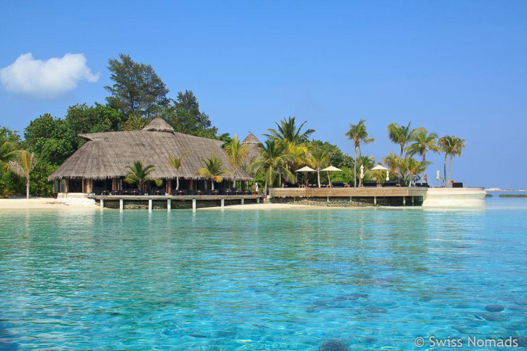 Malediven Reisetipps Insel Komandoo