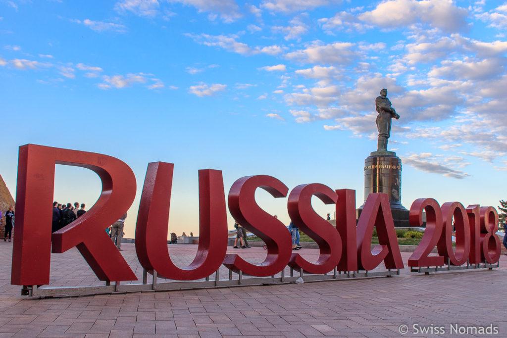 Quer durch Russland von Sibirien nach Europa