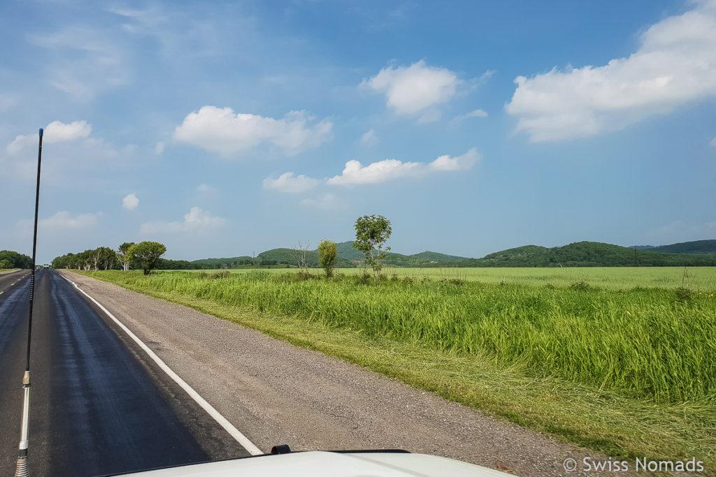 Russland Roadtrip von Wladiwostok nach Chabarowsk