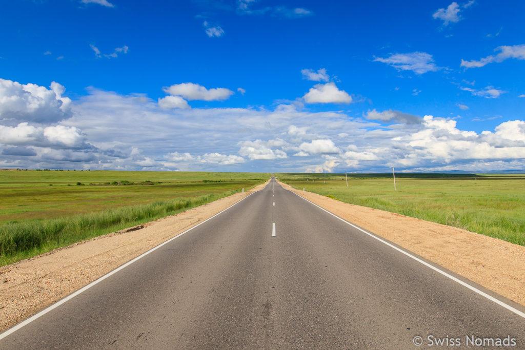 Russland Roadtrip von Tschita nach Ulan Ude