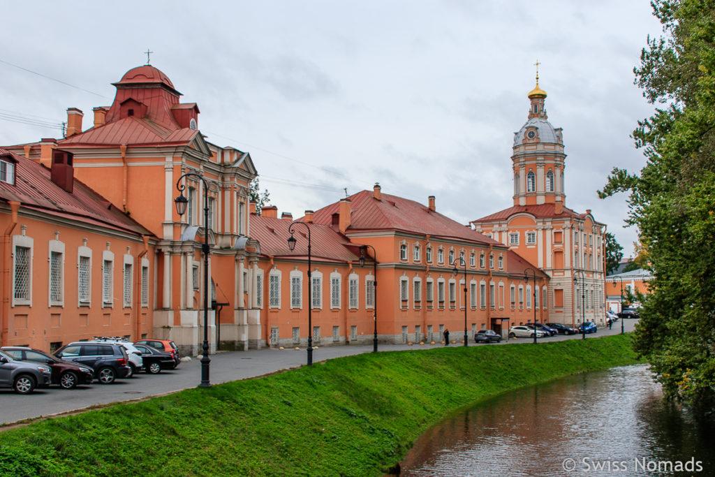 Alexander Newski Kloster in Sankt Petersburg