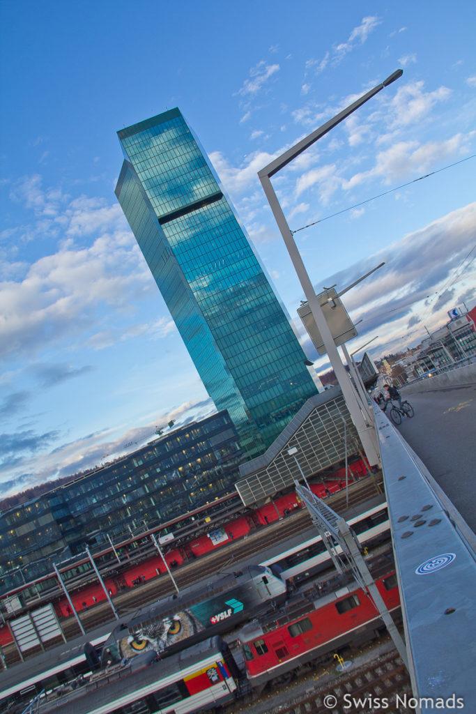 Sehenswürdigkeiten in Zürich West Prime Tower
