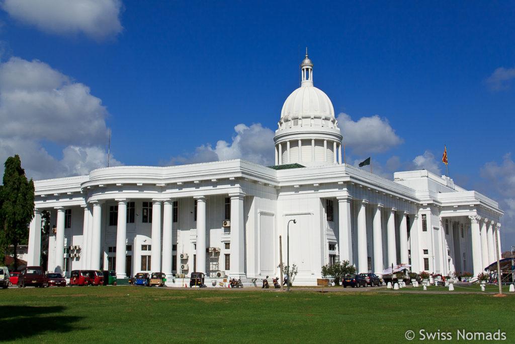 Sri Lanka Reisetipps Colombo