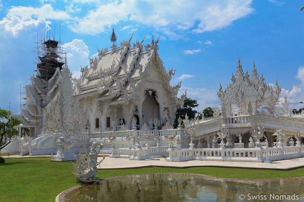Thailand Reisetipps Attraktionen