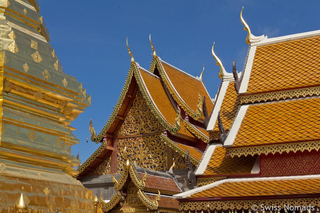 Thailand Reisetipps Tempel Chiang Mai