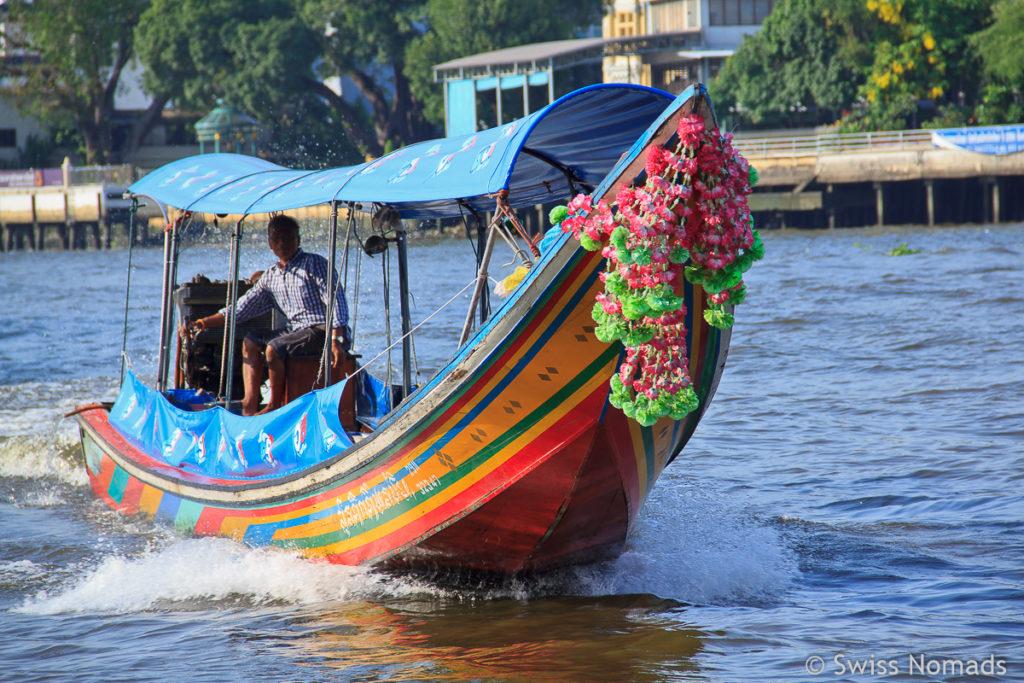Thailand Reisetipps Transport Kurzstrecken