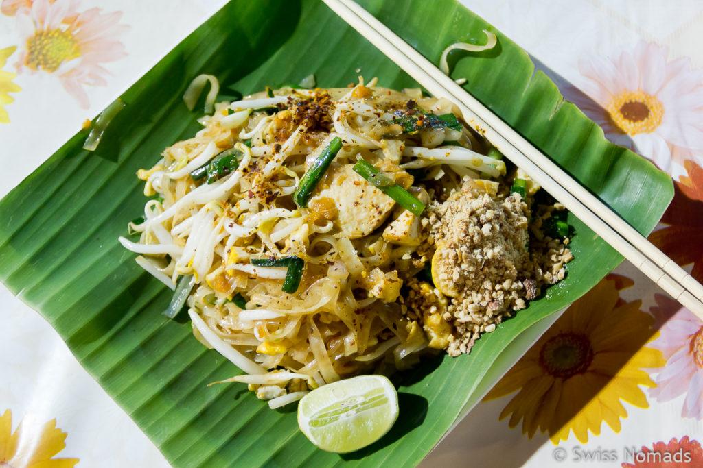 Thailand Reisetipps Verpflegung