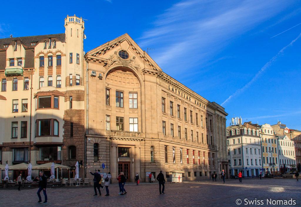 Altstadt Sehenswürdigkeiten in Riga
