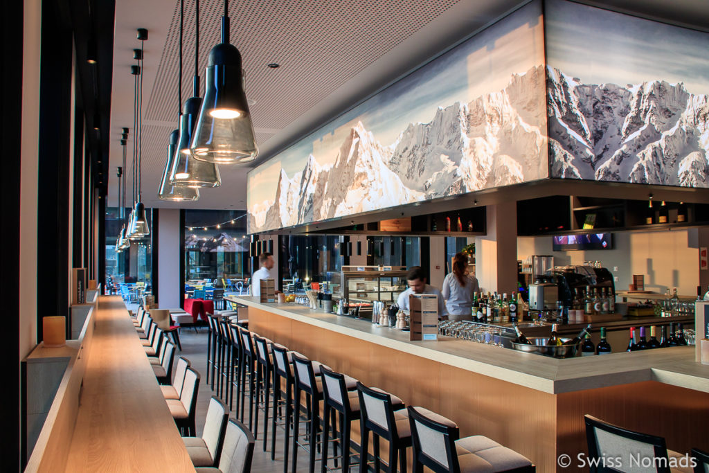 Bar im a-ja City Resort Zürich