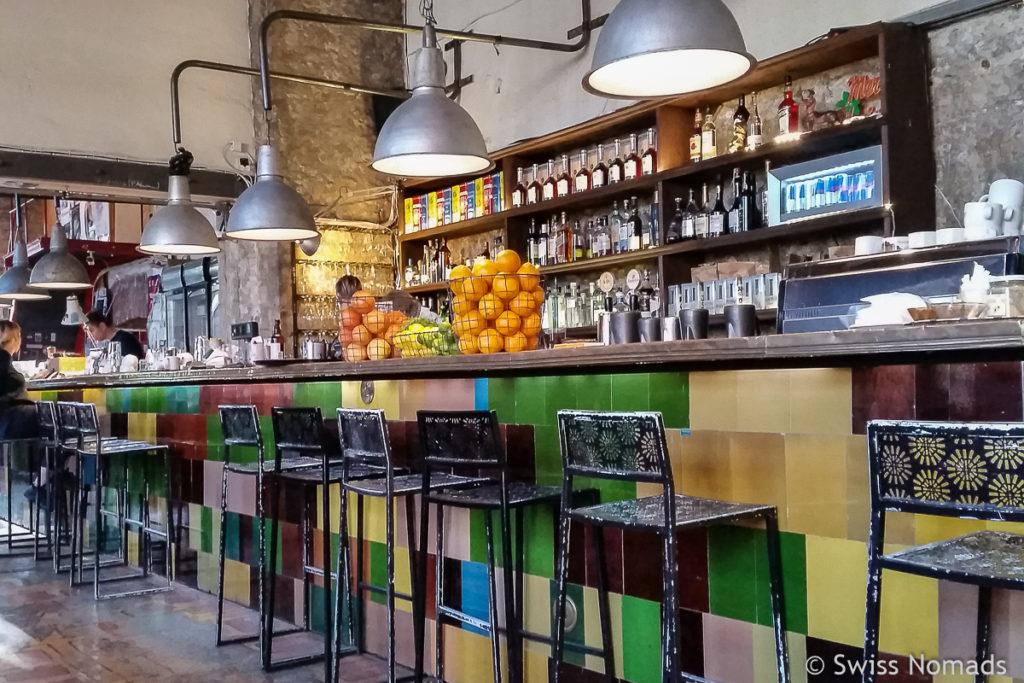 Telliskivi F-Hoone Bar in Tallinn