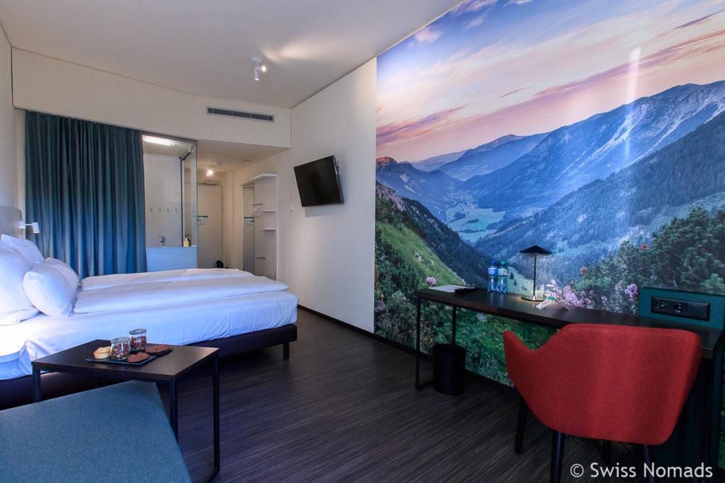 Hotel Tipp in Zürich a-ja das Resort