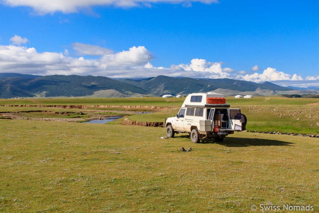 Jahresrückblick 2018 in der Mongolei