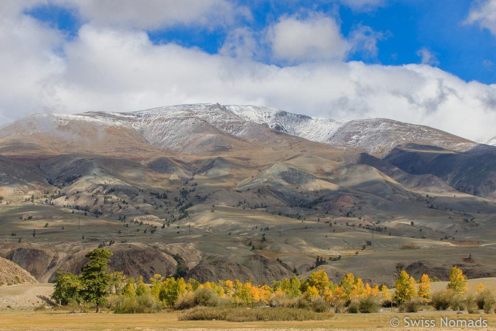 Jahresrückblick 2018 Russisch Altai