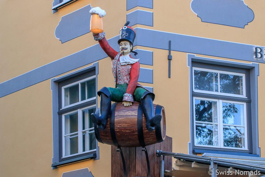 Fussgängerzone Sehenswürdigkeiten in Riga