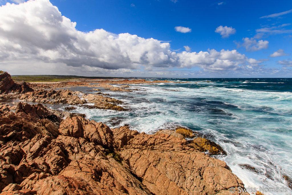 Westküste in Tasmanien