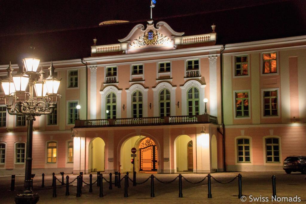 Schloss Domberg Tallinn Sehenswürdigkeiten