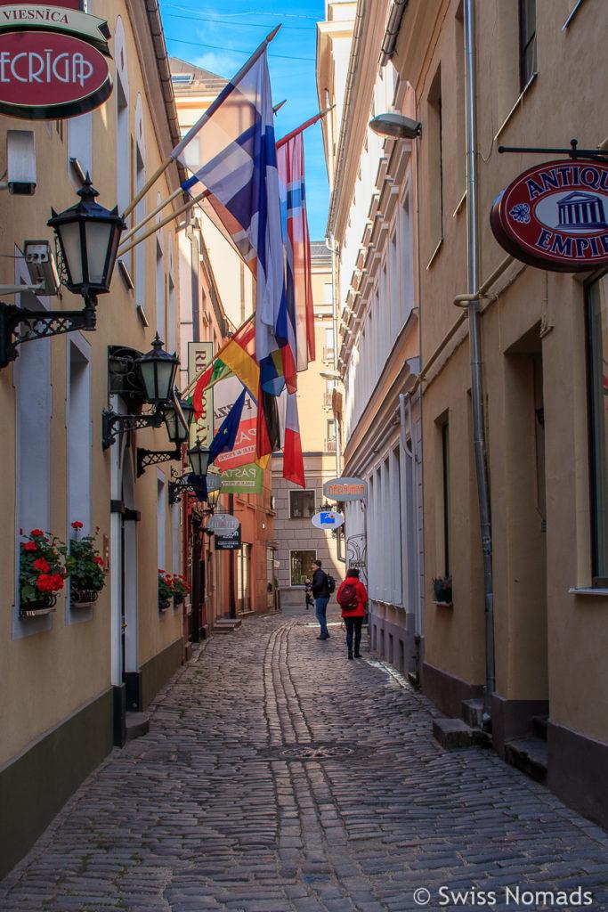 Altstadt in Riga Sehenswürdigkeiten