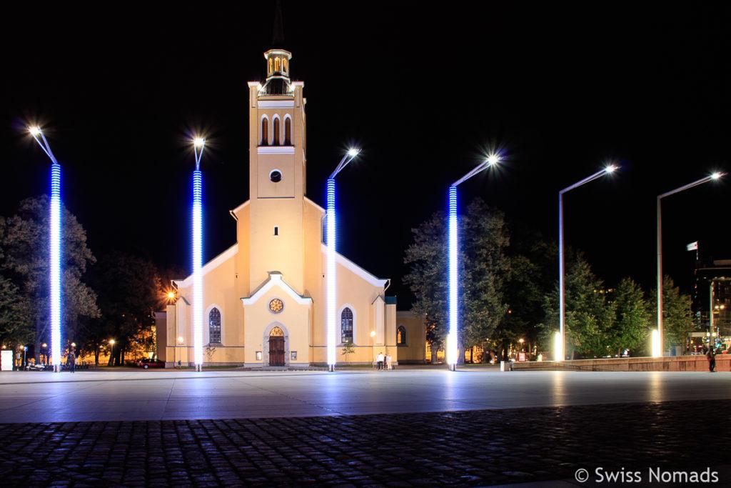 Freiheitsplatz Sehenswürdigkeiten in Tallinn