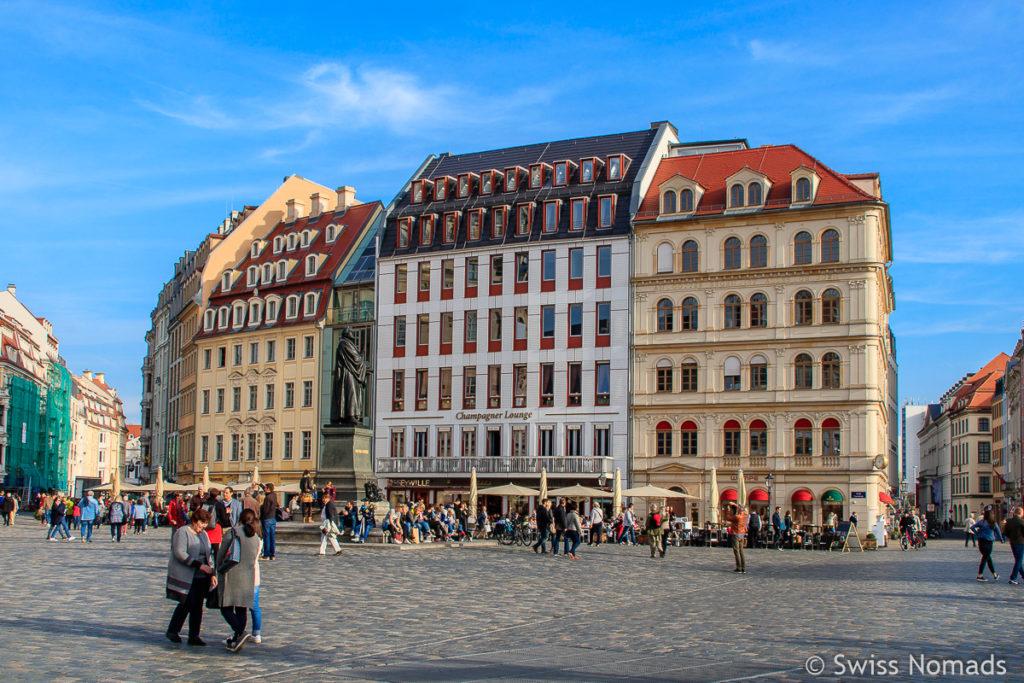 Dresdner Altstadt Sehenswürdigkeiten in Dresden