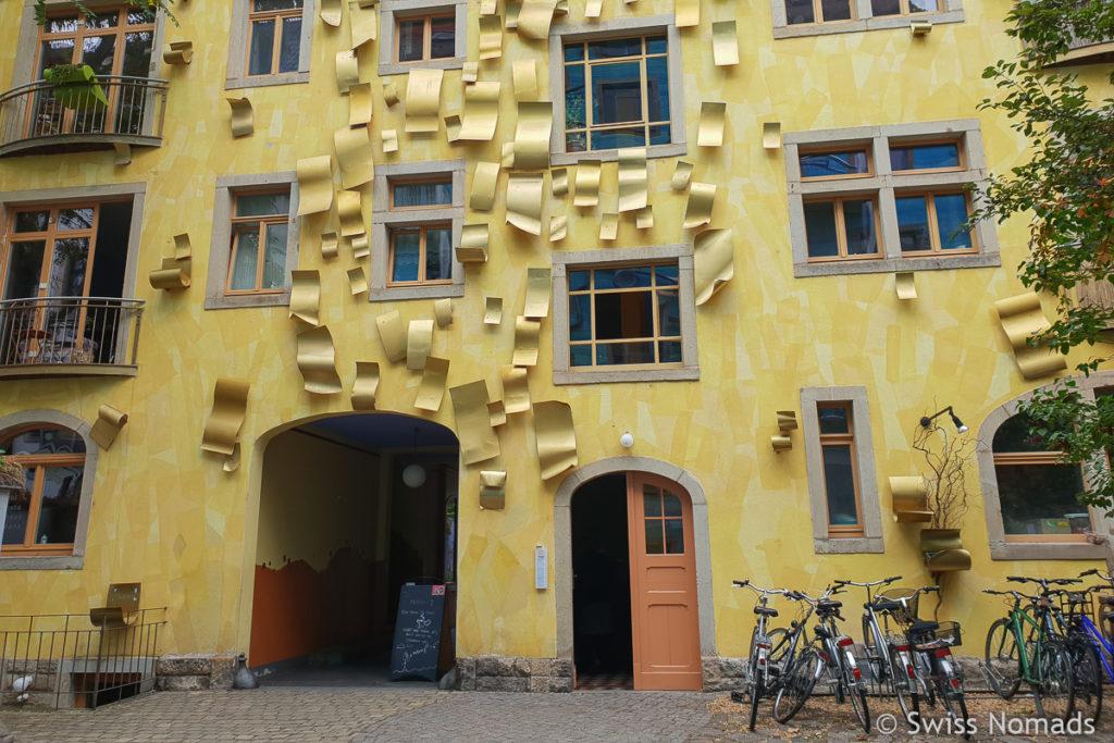 Kunsthofpassage Sehenswürdigkeiten in Dresden