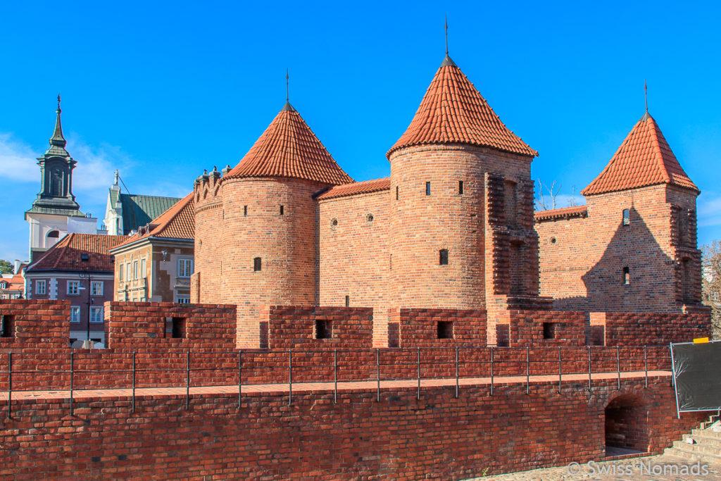 Nove Miasto in Warschau