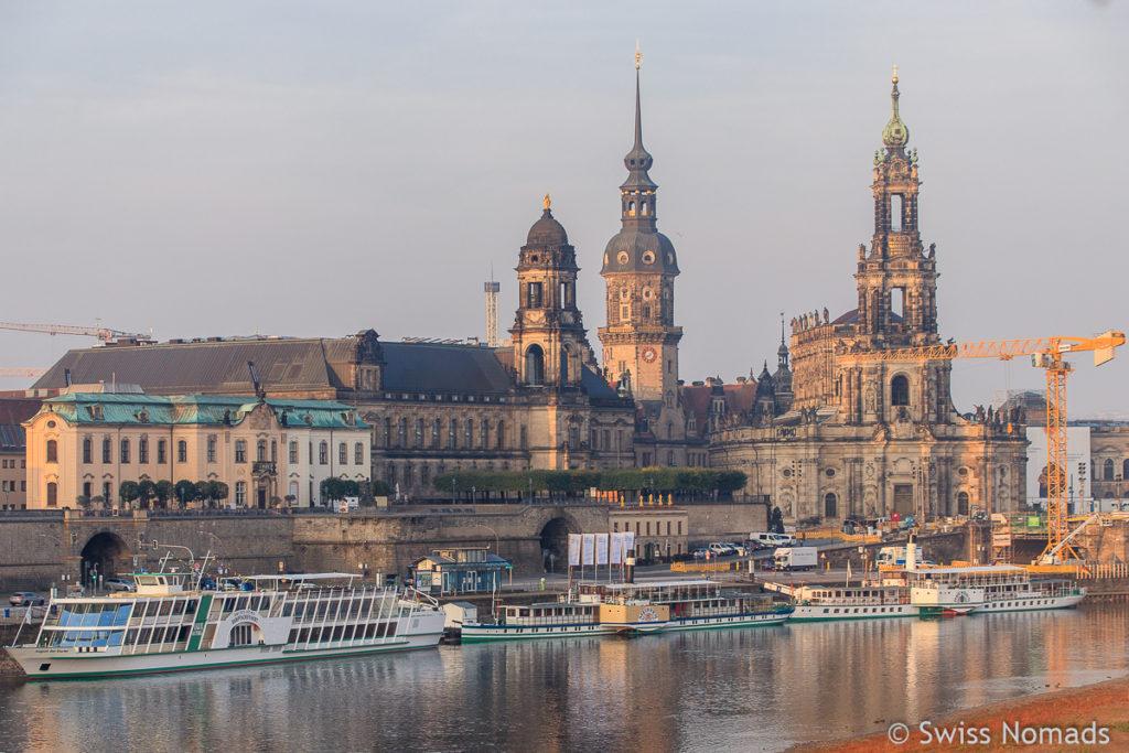 Hofkirche Sehenswürdigkeiten in Dresden