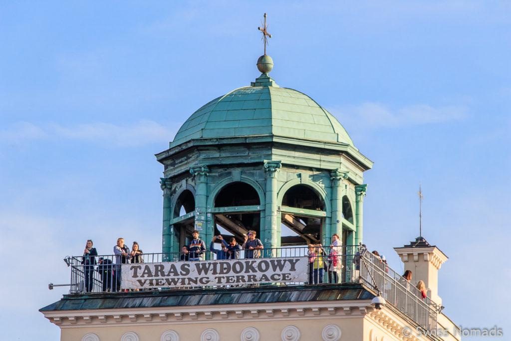 Taras Widokowy Lookout in Warschau